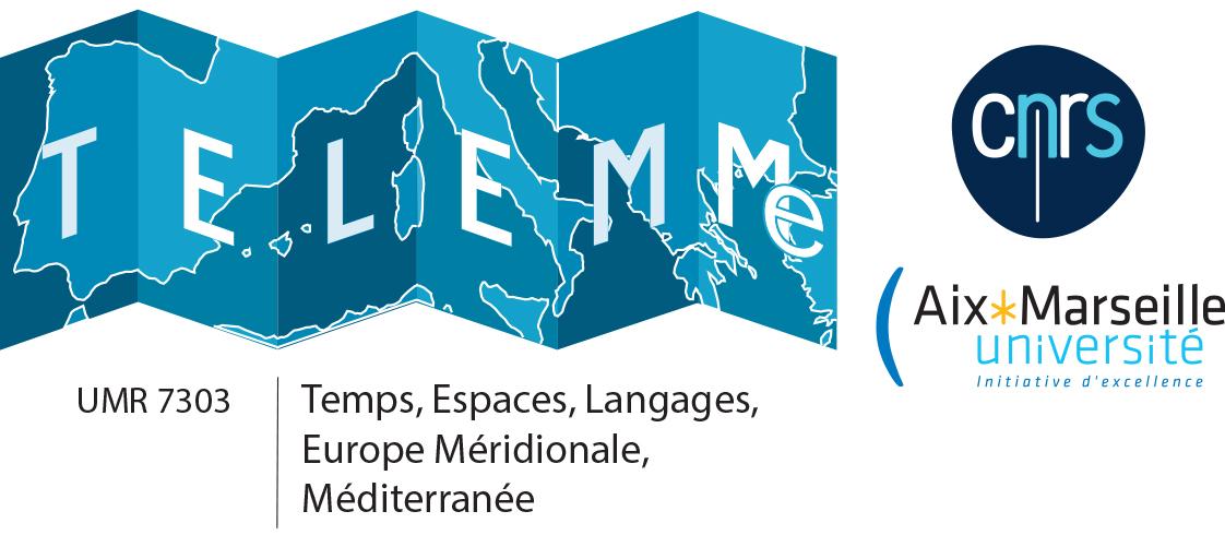 Temps, espaces, langages - - Europe méridionale, Méditerranée (UMR 7303 - AMU, CNRS)