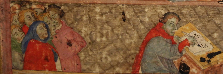 Registres de délibérations urbains au Moyen Âge