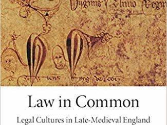 Couverture de Law in Common